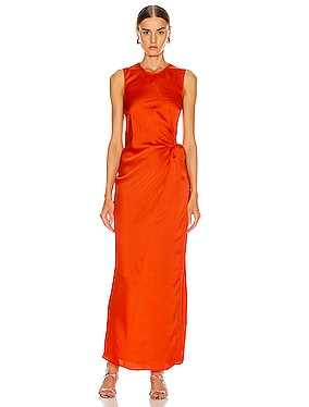 Catch The Sunset Maxi Dress