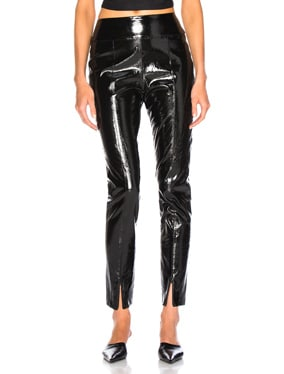 Skinny Pant With Zip