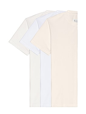 3 Pack Cotton Jersey