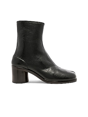Light Brushed Tabi Boot