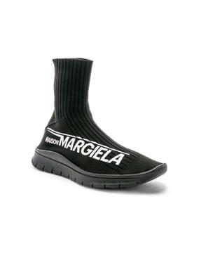 High Top Sock Sneaker
