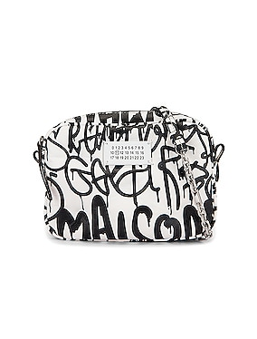 Glam Slam Graffiti Camera Bag