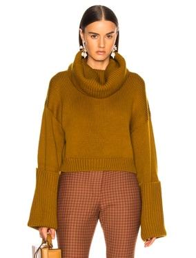Giant Cuff Sweater