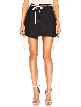 Shirt Back Skirt