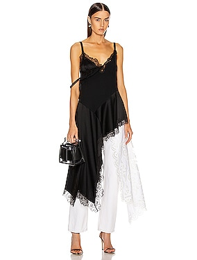 Negligee Lace Top