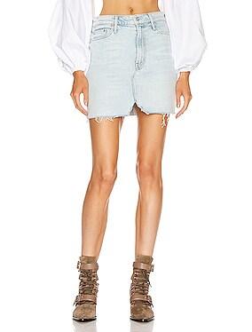 The Sacred Slit Mini Skirt