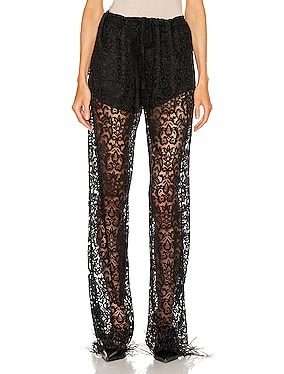 Lace Pyjama Trouser Pant