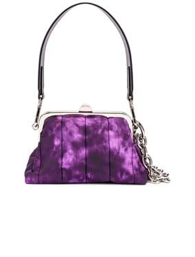 Mini Padded Clasp Bag