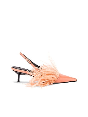Feather Slingback
