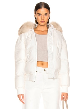 Armstrong Classic Bomber with Groenlandia Fox Fur