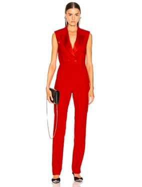 Enverse Satin Jumpsuit