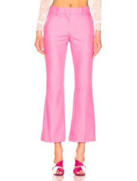 Tailored Crop Pant