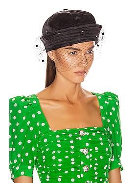 Sailor Hat with Veil