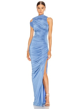 Fitted Long Dress