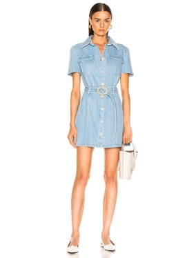 Mora Denim Dress