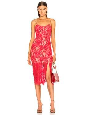 Rubie Lace Bra Dress