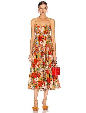 Smocked Prairie Dress/Skirt