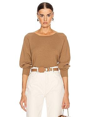 Arietta Cashmere Sweater
