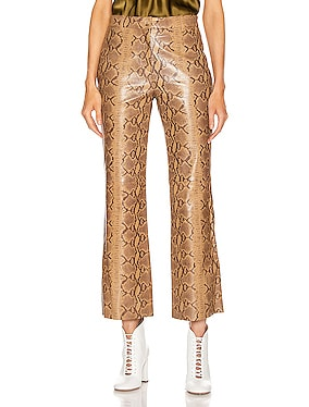 Vianna Leather Pant