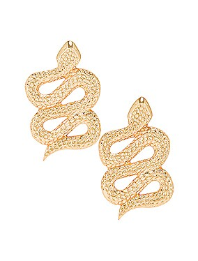 Serpent of Eden Earrings