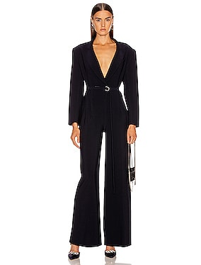 Straight Leg Jumpsuit