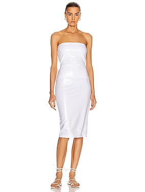 for FWRD Strapless Dress