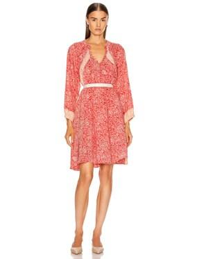 Fiore Short Dress
