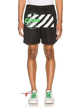 Harry The Bunny Mesh Shorts