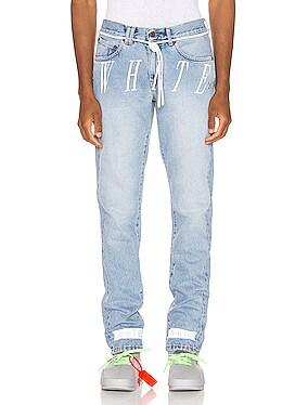 Slim Denim Jean