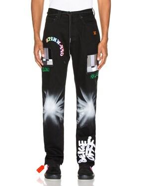 Ev Bravado Relaxed Jeans