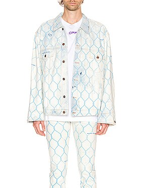 Fence Jeans Jacket