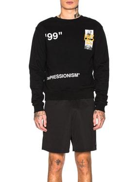 Summer Crewneck Sweatshirt