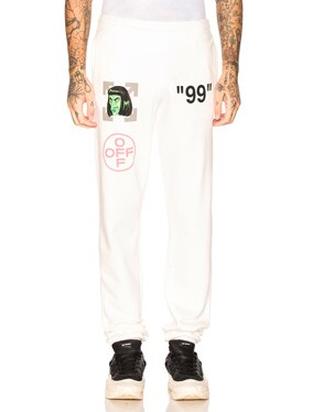Green Man Sweatpants