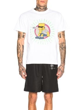 Bart Glasses Graphic Tee