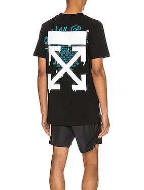 Dripping Arrows Slim Tee