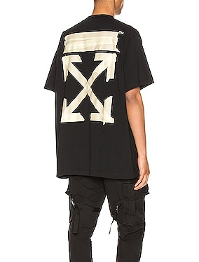 Tape Arrows Over Tee