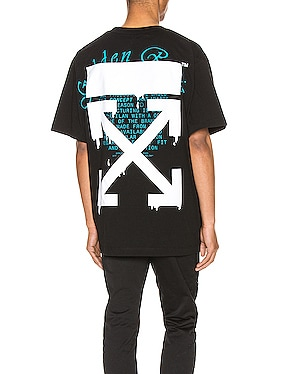 Dripping Arrows Over Tee