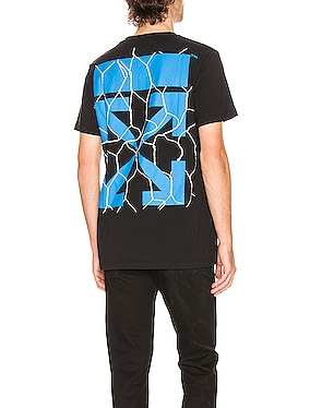 Fence Arrow Short Sleeve Tee