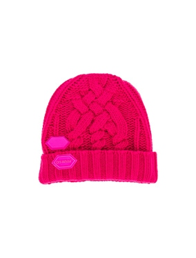 Knit Pop Color Hat