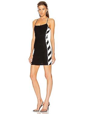 Diagonal Athletic Dress