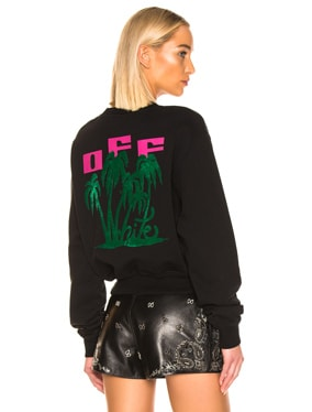 Island Crop Sweater
