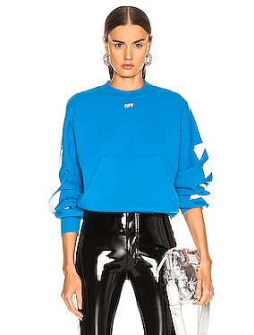 Diagonal Sweatshirt
