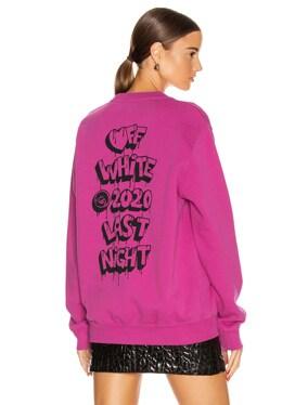 Markers Regular Crewneck Sweatshirt