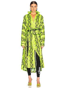 Python Rainy Coat