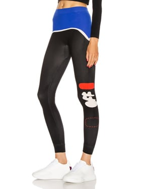 Organic Shape Legging