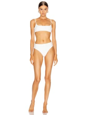 Belt Bikini Swim Set