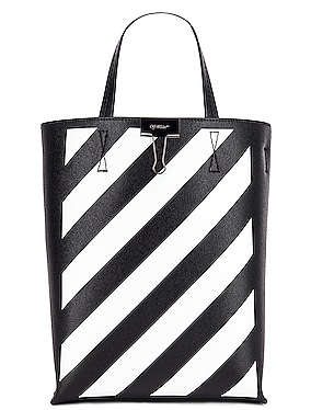 Diagonal Tote Bag