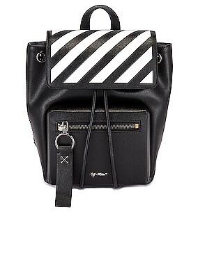 Diagonal Backpack