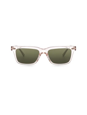 X The Row Clear Sunglasses