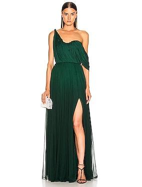 Drape Gown